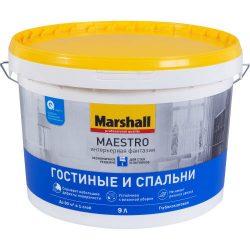 Водно-дисперсионная краска Маршал